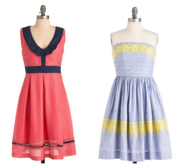vintage-chic-bridesmaid-dresses