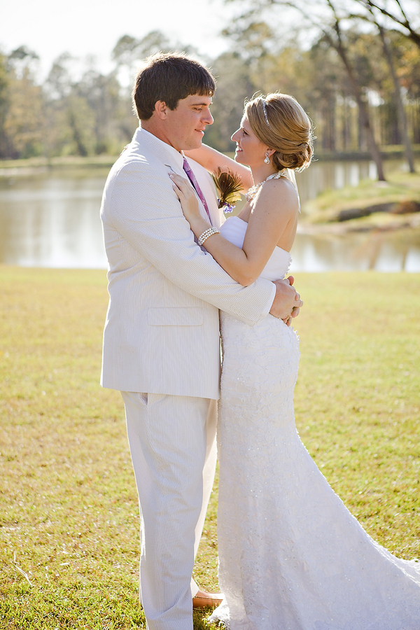Southern Country Style Wedding