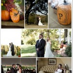 Fall Rustic Farm Wedding