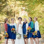 Brides With Sweaters