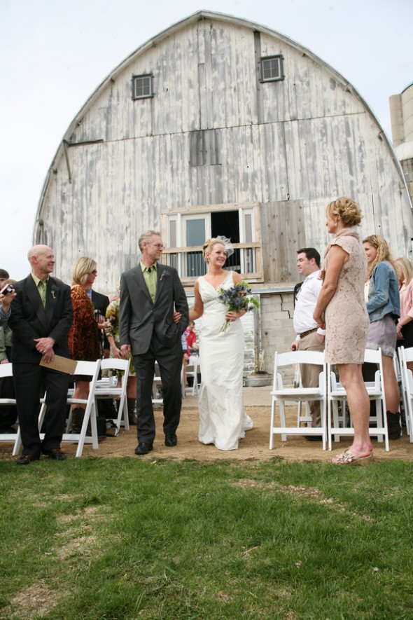 Wisconsin Farm Amp Barn Country Wedding