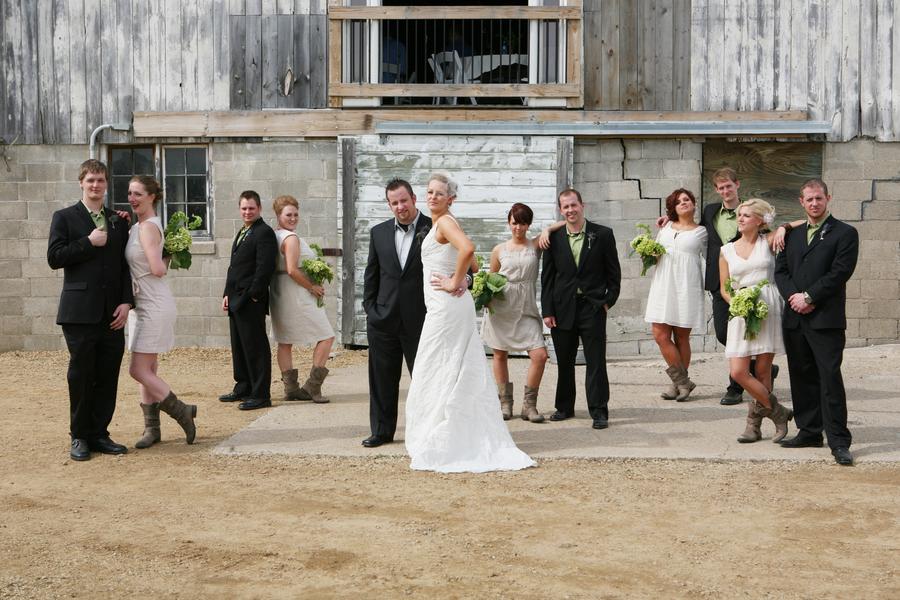 Wisconsin Farm Amp Barn Country Wedding Rustic Wedding Chic