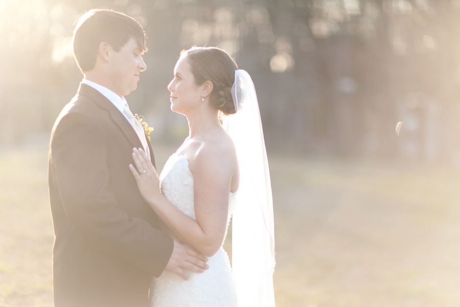 Southern Style Rustic Wedding