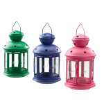 Bright Colored Lanterns