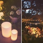Backyard Rehearsal Dinner