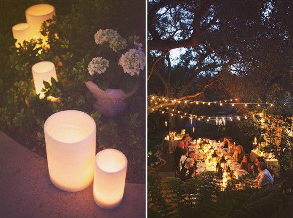 western-style-wedding-food-ideas - Backyard Rehearsal Dinner Ideas - Rustic Wedding Chic