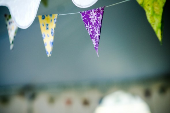 banners-at-wedding