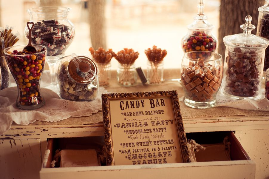 Well-liked Vintage Country Style Wedding - Rustic Wedding Chic AW32