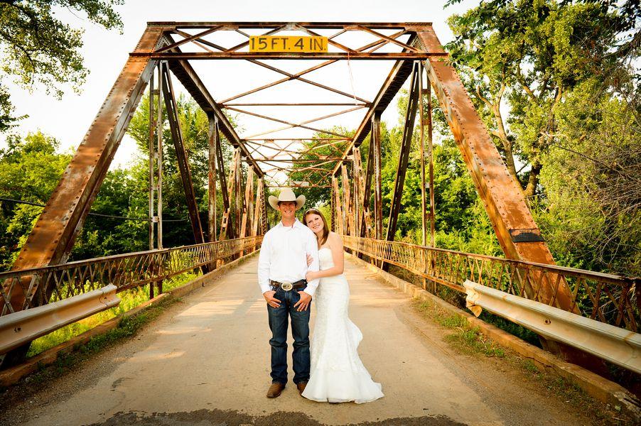 Oklahoma Rustic Chic Wedding