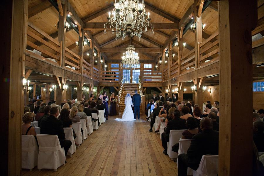 Massachusetts Rustic Wedding - Rustic Wedding Chic