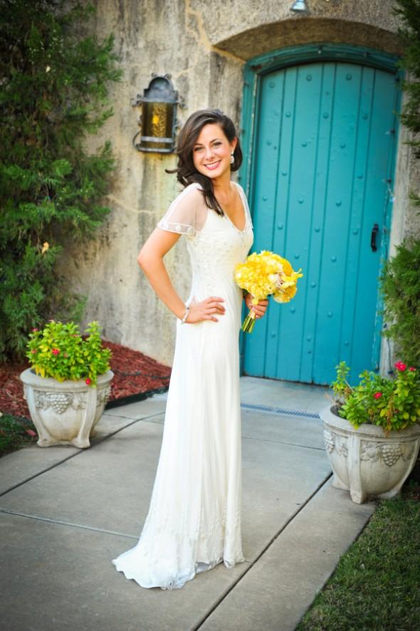 Elegant rustic chic real wedding rustic wedding chic for Wedding dress rental tulsa