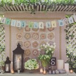 Vintage Themed Bridal Shower