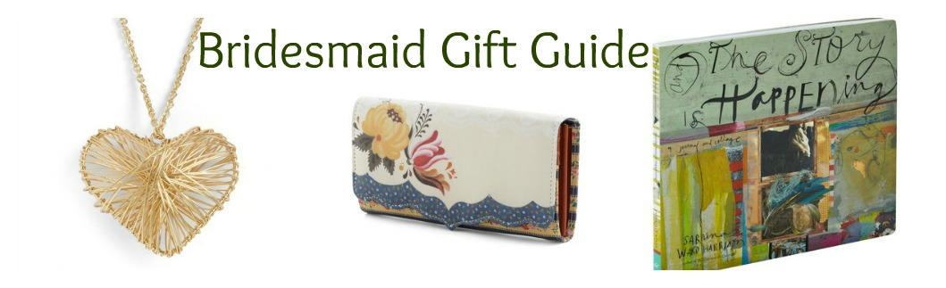 Wedding Gift Guide : Bridesmaid Gift Buying GuideRustic Wedding Chic
