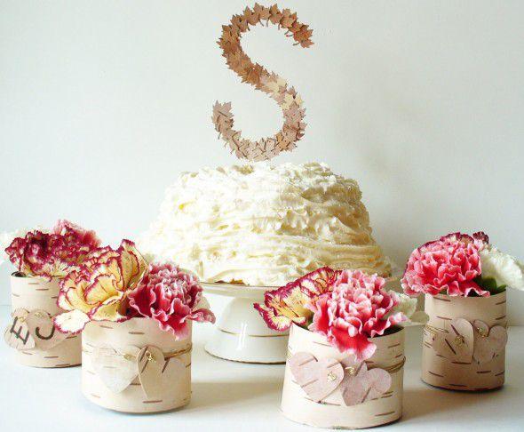 monogram-cake-topper-wood