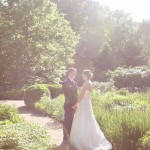 Rustic New England Wedding