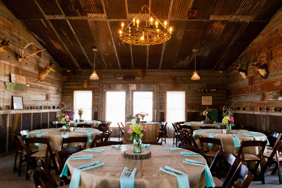 Rustic Chic Ranch Wedding - Rustic Wedding Chic