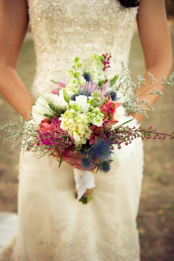 vintage-wedding-bouquet