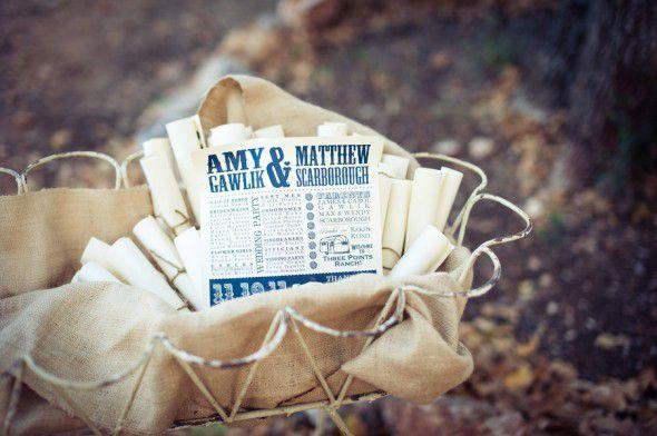 vintage-wedding-programs