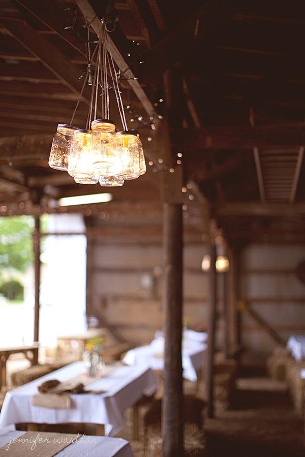 Minimal Barn Wedding - Rustic Wedding Chic