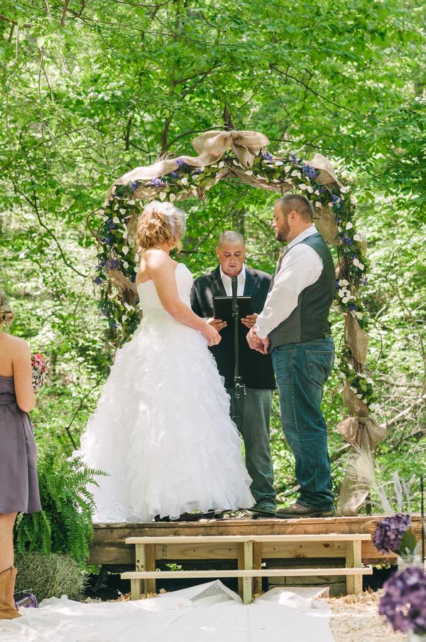 DIY Country Style Wedding - Rustic Wedding Chic