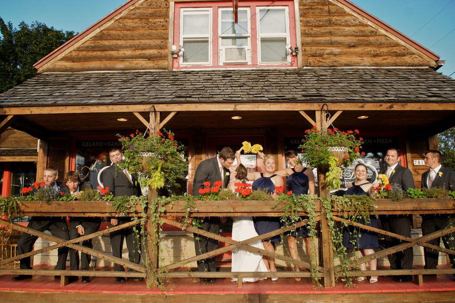 Door County Wisconsin Wedding