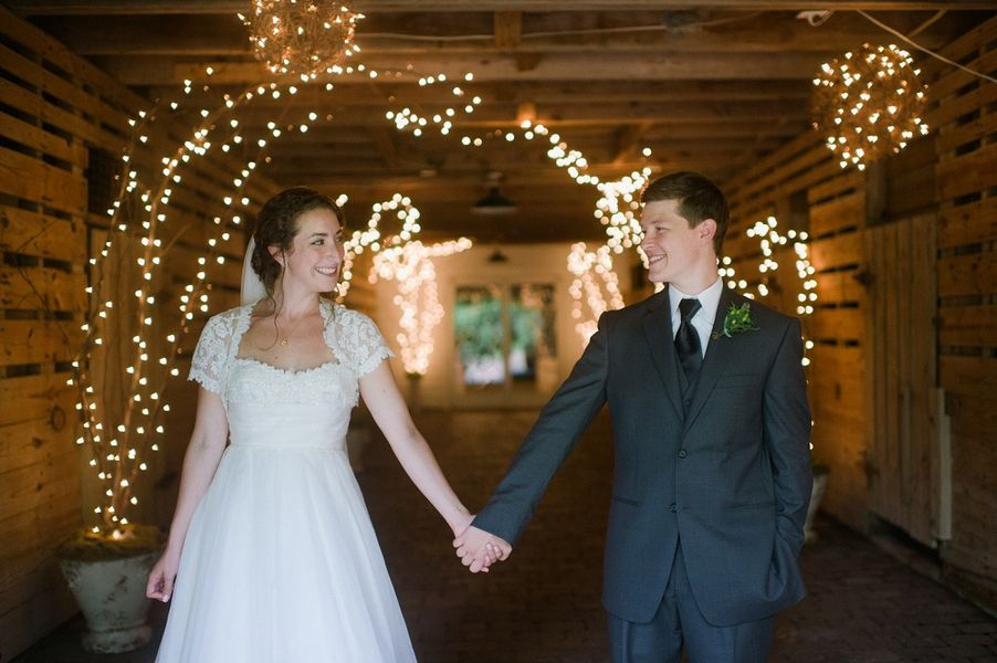 Barn Wedding In North Carolina