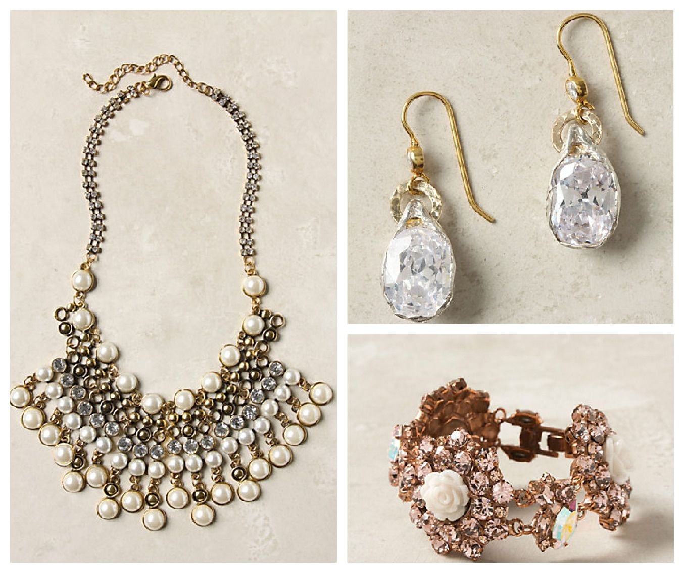jewelry-for-vintage-style-wedding