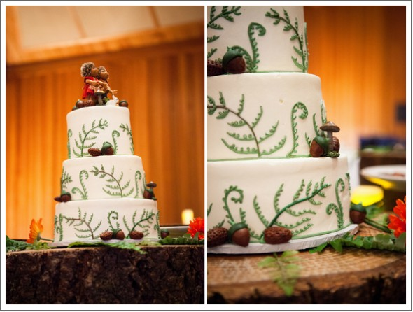 woodland-rustic-wedding-cake