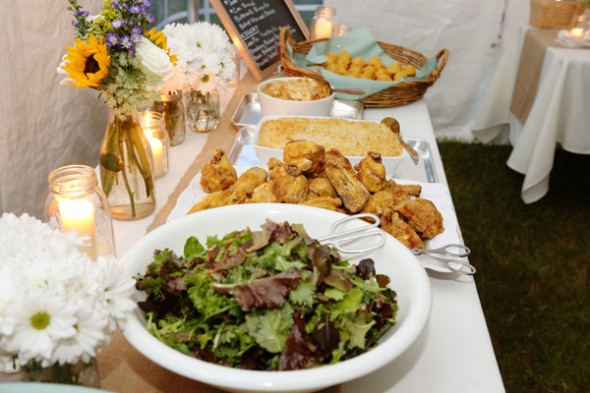 Hudson valley new york rustic wedding rustic wedding chic for Cuisine country chic