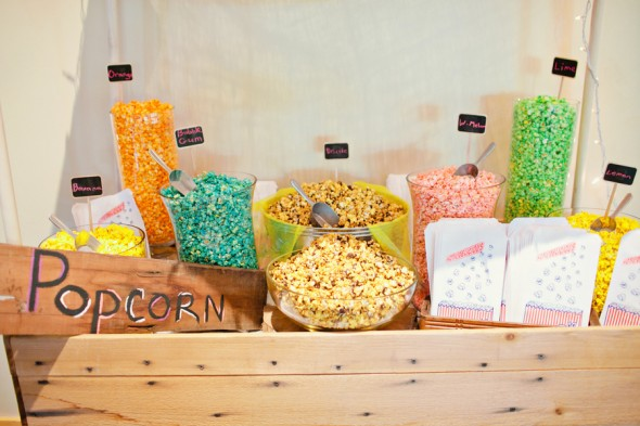 popcorn-dessert-at-wedding