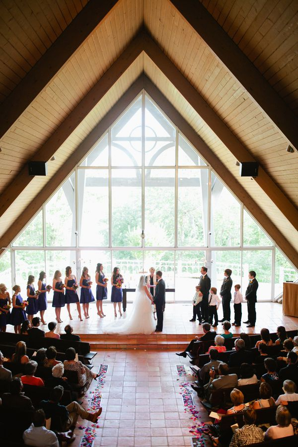 Oklahoma Rustic Camp Wedding At Camp Loughridge Rustic