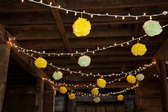 pom-pom-wedding-decorations