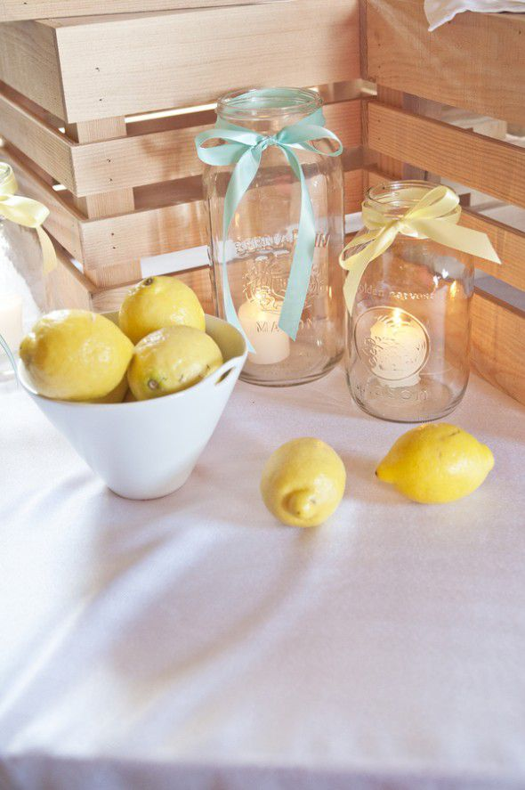 lemon-wedding-decorations
