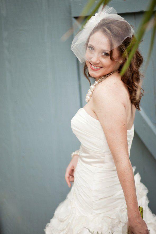 bride-at-rustic-wedding