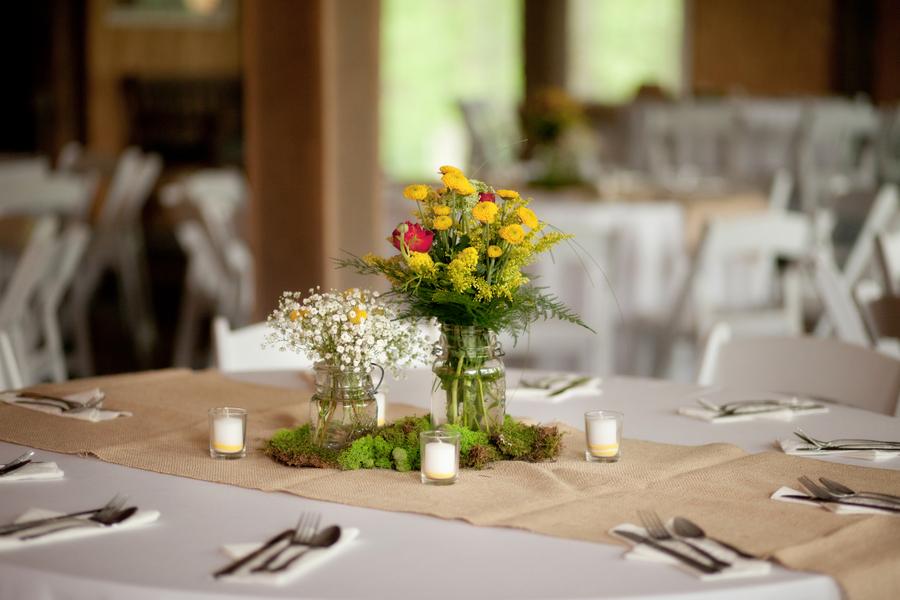 Missouri rustic wedding at alpine park gardens