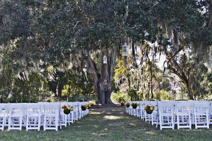 Florida Rustic Barn Wedding - Rustic Wedding Chic