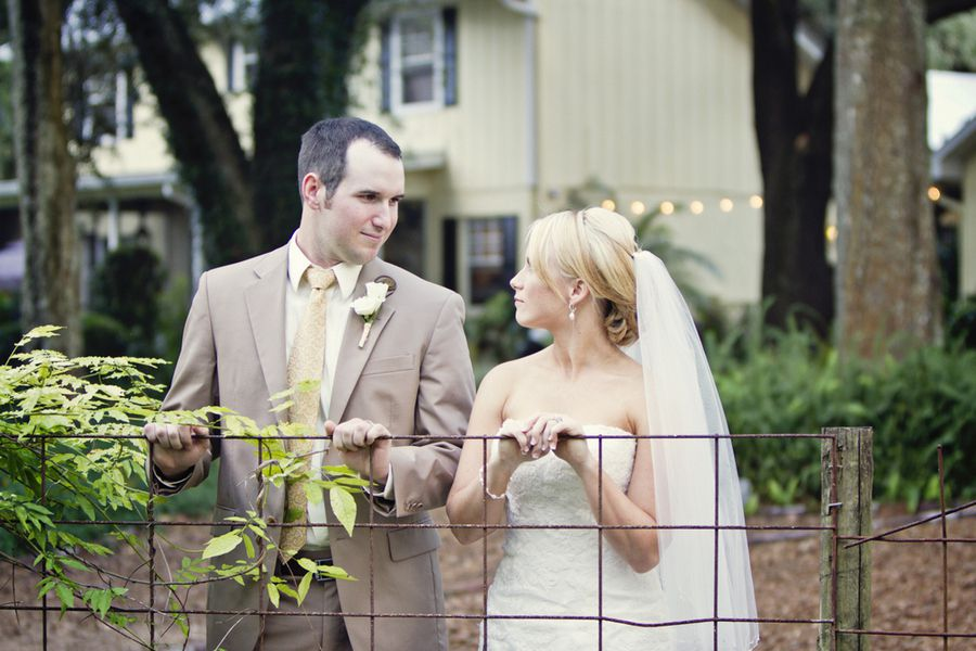 Ranch Style Florida Wedding