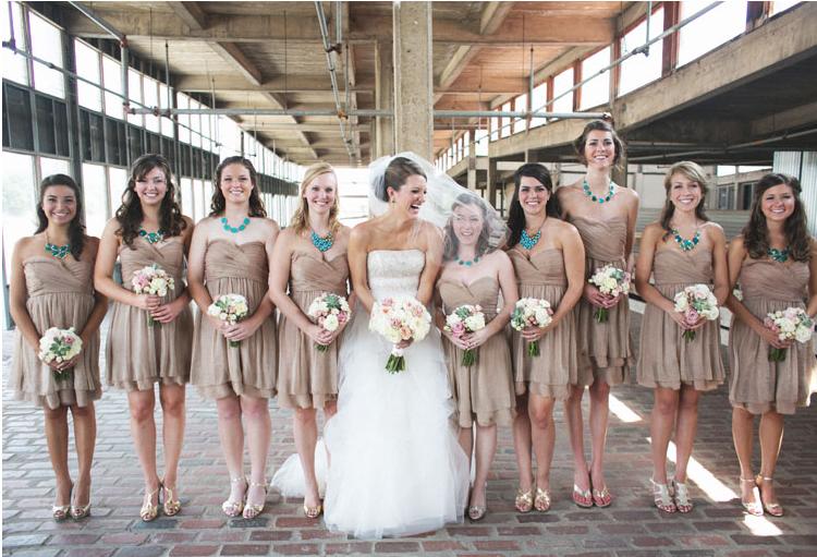 Texas Rustic Wedding In Fort Forth - Rustic Wedding Chic