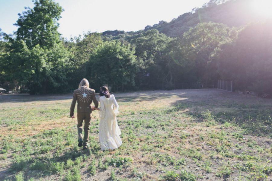 Vineyard Wedding In California
