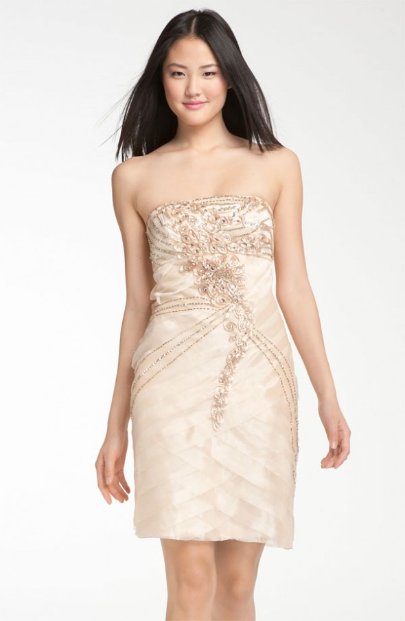 champagne-beaded-dress