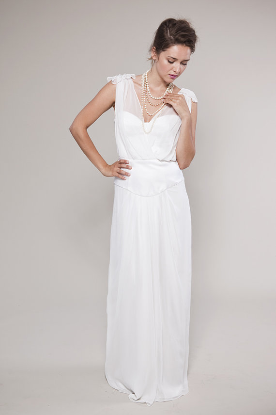chiffon-top-wedding-gown