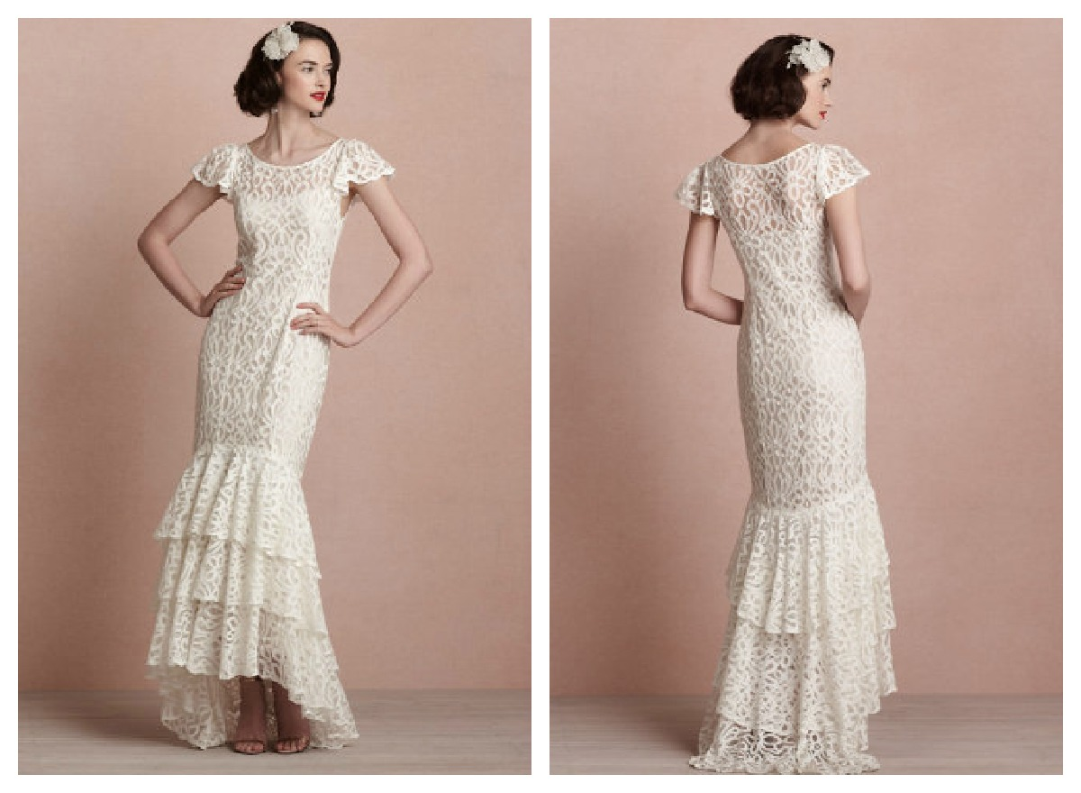 Fall Wedding Gowns From BHLDN