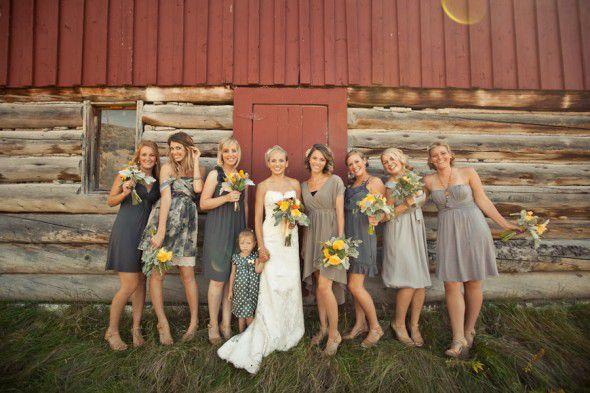 grey-bridesmaid-dresses