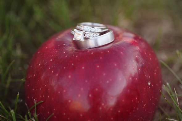 apple-wedding-theme