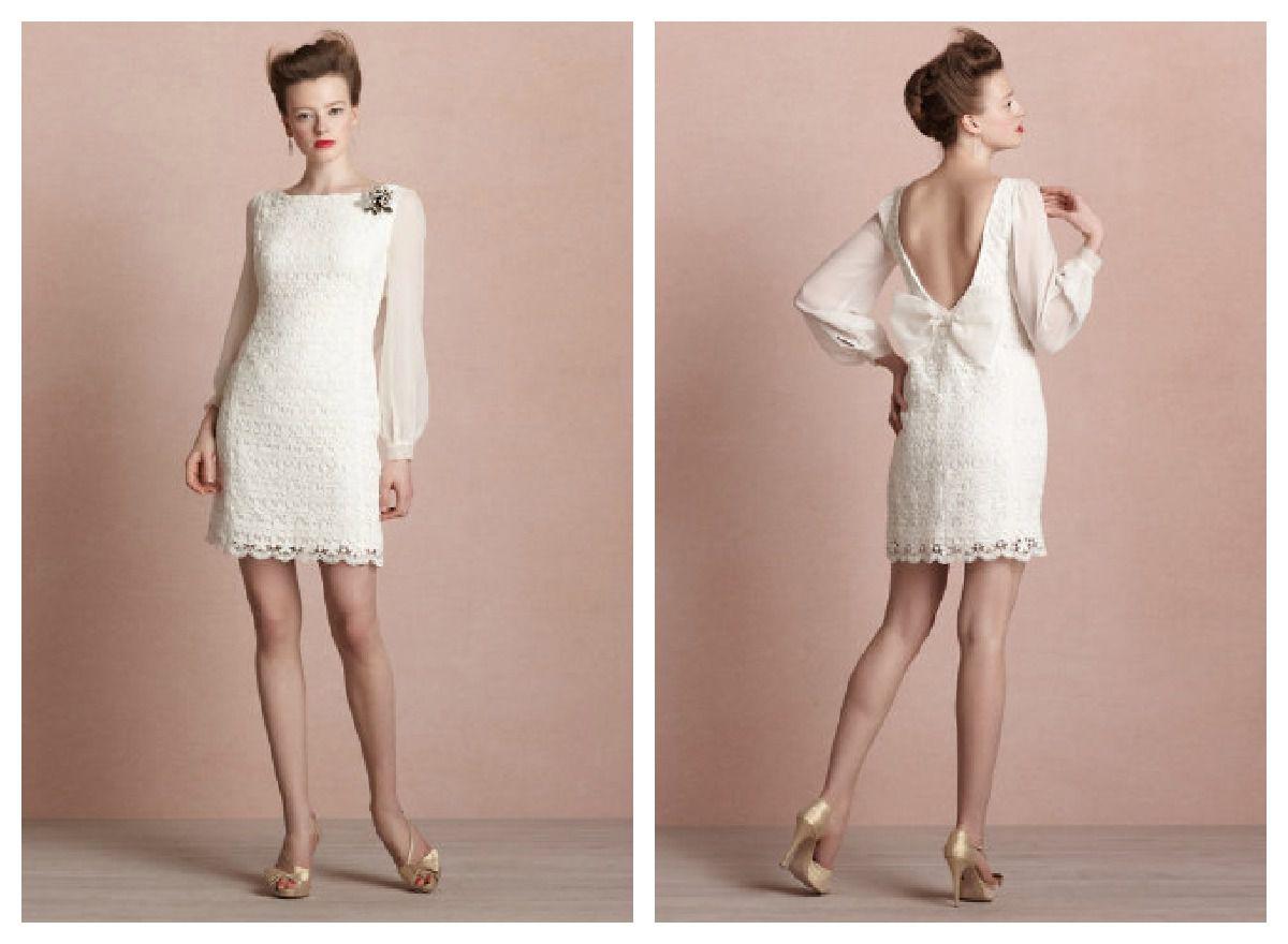 Fall Wedding Gowns From BHLDN - Rustic Wedding Chic