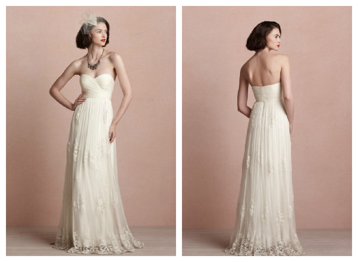 fall wedding gowns from bhldn rustic wedding chic With fall country wedding dresses