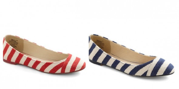 stripe-wedding-day-flats