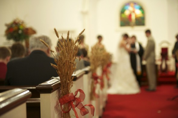 wheat-on-church-pews