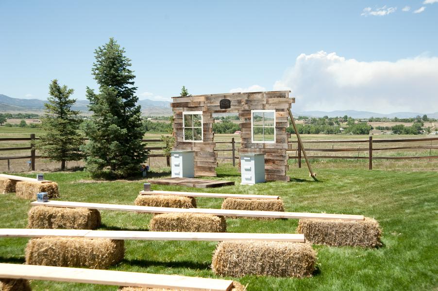 Colorado Country Barn Wedding Rustic Wedding Chic