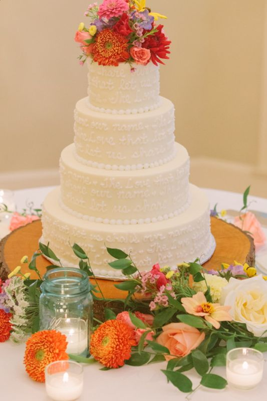 all-white-wedding-cake